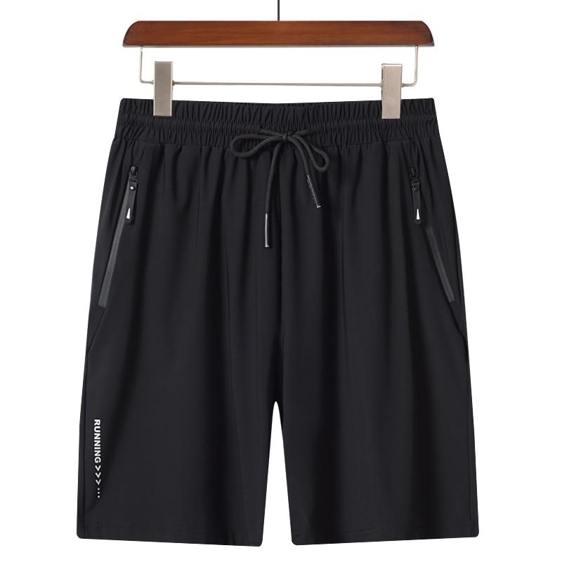 2021 летние крутые и дышащие повседневные спортивные шорты, модные простые и удобные Капри, быстросохнущие спортивные мужские шорты