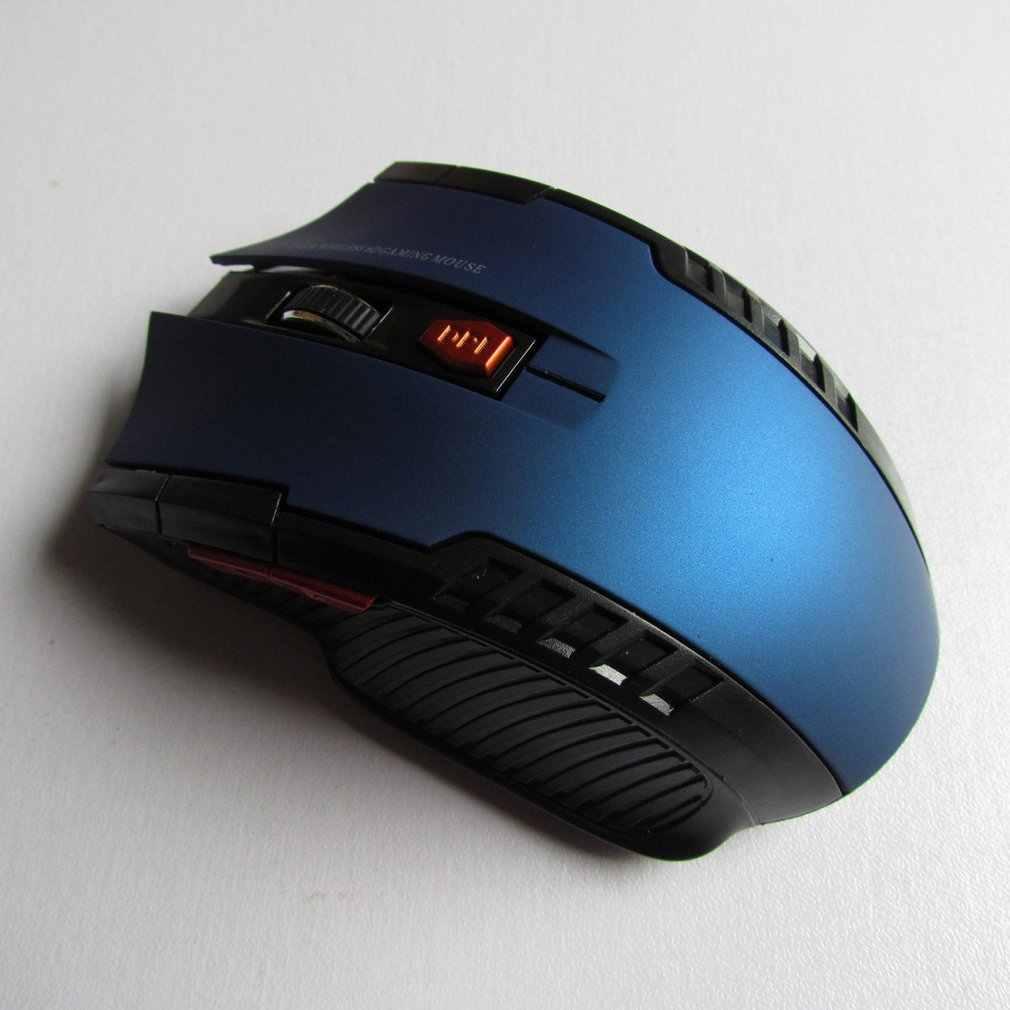 2.4G gra bezprzewodowa mysz trwała 113 optyczna mysz komputerowa ergonomiczne myszy do laptopa uniwersalne urządzenia peryferyjne do komputera