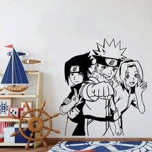 Adesivos de parede dos desenhos animados meninos quarto arte decoração moderna dormitório vinil decalques de parede para casa sala estar y816