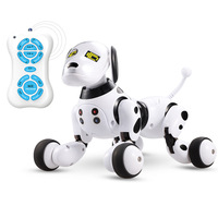 Robot Dog IndyMac 9007A Dog Smart Sensing Toy Educational Early Childhood Parent And Child Interactive Electronic Pet Children N