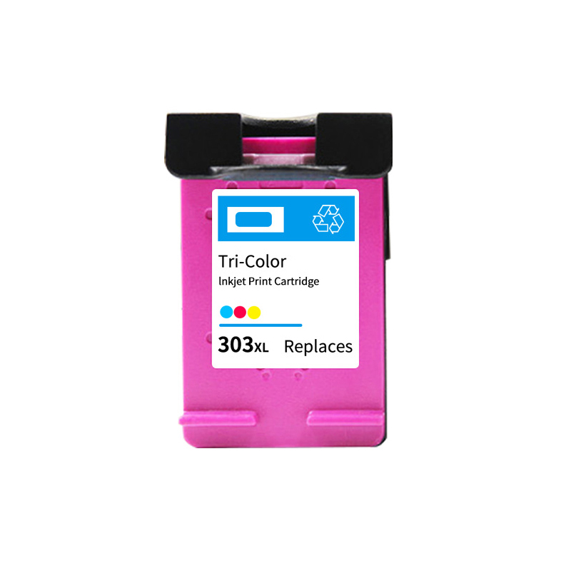 vilaxh 303 Color Ink Cartridge Replacement For HP 303xl 303 xl Envy Photo 7130 7134 7830 6220 6230 6232 6234 Printer in Ink Cartridges from Computer Office
