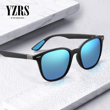 YZRS Brand Designer Classic Polarized Sunglasses Men Driving Square Frame Sun Glasses Male Goggle UV400 Gafas De Sol