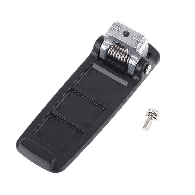 1PC/4PCS Walkie Talkie Belt Clip For Vertex VX-231 VX-351 VX-354 VX231 Radio Kit 3XUE
