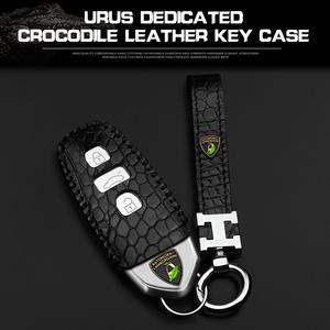 Key-Cases Lamborghini Car-Tuning-Ring-Accessories High-End Badge Suitable-For