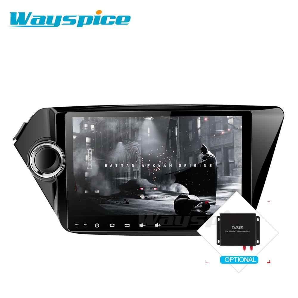 32G android 9.0 PX30 car dvd gps player car radio gps navigation video player for Kia rio k2 car multimedia player