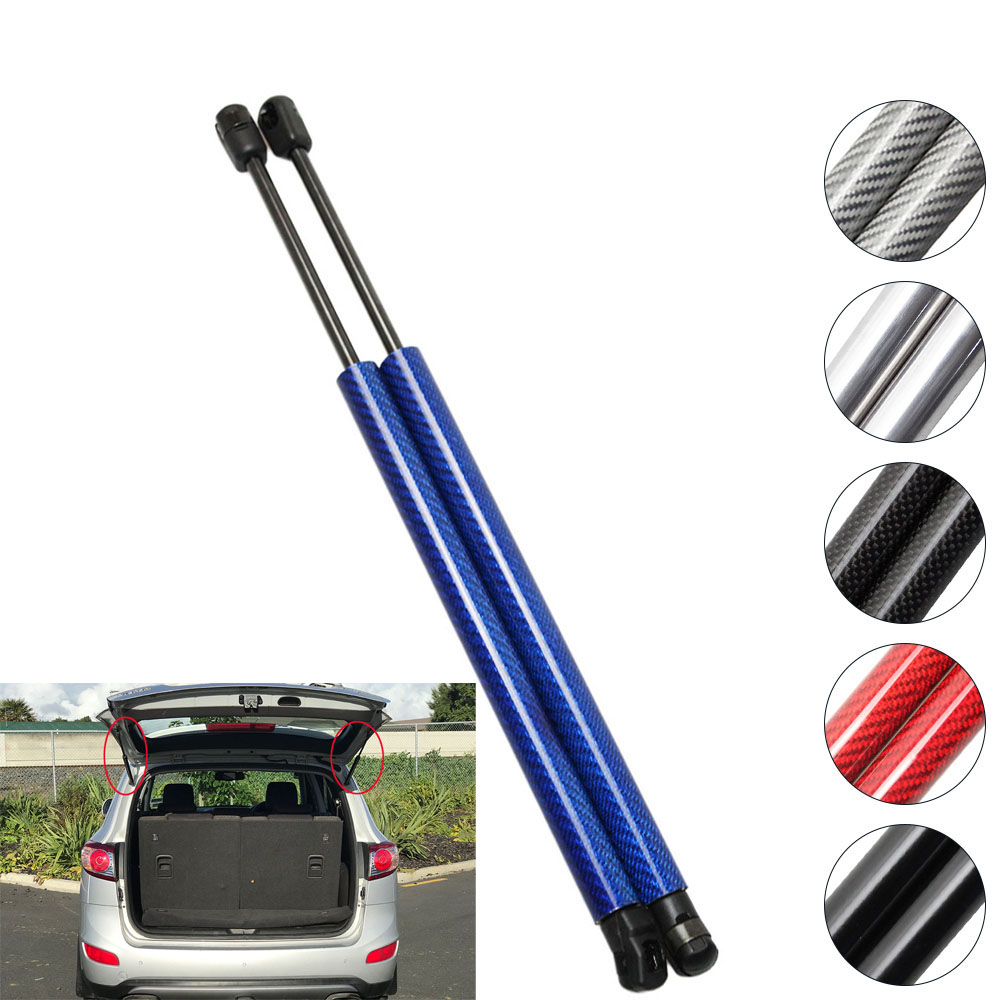 2pcs Liftgate Gas Charged Lift Support Rods Fits 2007 to 2012 Hyundai Veracruz