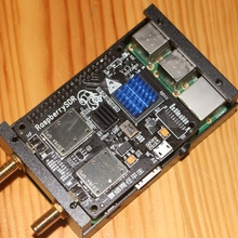 New 16bit 62M real-time bandwidth network shared SDR receiver