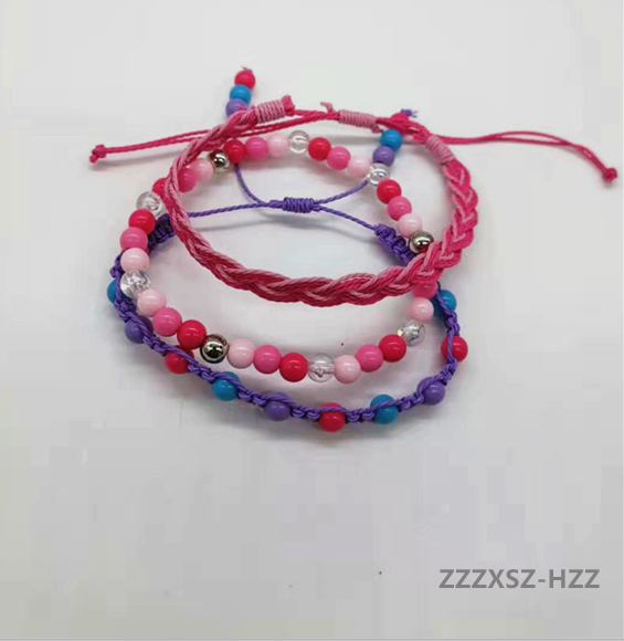 Rope Beads Stone Bracelets  3