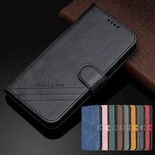 A52 Etui na Samsung A52 5G A526 SM-A526B Etui portfel magnetyczny skórzany pokrowiec na Galaxy A 52 A525F odwróć telefon Coque