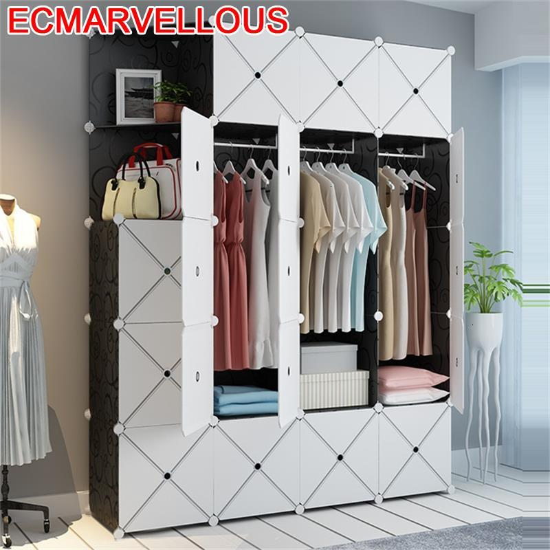 Mobilya Dressing Penderie Chambre Rangement Garderobe Meble Cabinet Mueble De Dormitorio Bedroom Furniture Guarda Roupa Wardrobe
