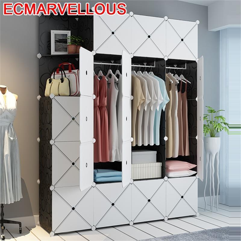 Mobilya Dressing Penderie Chambre Rangement Garderobe Meble Cabinet Mueble De Dormitorio Bedroom Furniture Guarda Roupa Wardrobe