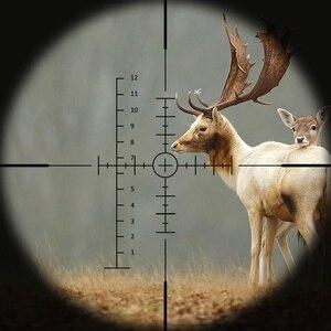 Image 2 - 10 40X50 E Tactical Optical Sniper Riflescope Long Eye Relief Rifle Scope Shotgun Sight Pistola Aria Compressa Hunting