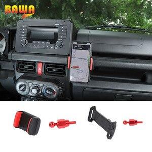 BAWA автомобильный IPad мобильный телефон держатель Поддержка для Suzuki Jimny 2019 + GPS подставка аксессуары для Suzuki Jimny 2020