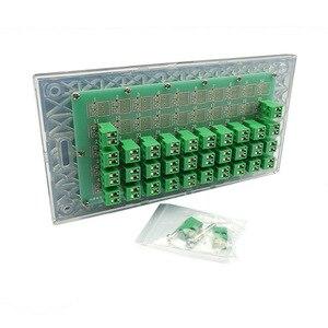 Image 3 - Kincony 32 bouton clavier mur auto réinitialisation commutateur Module contacteur sec pour KC868 contrôleur de système de contrôle domotique intelligent