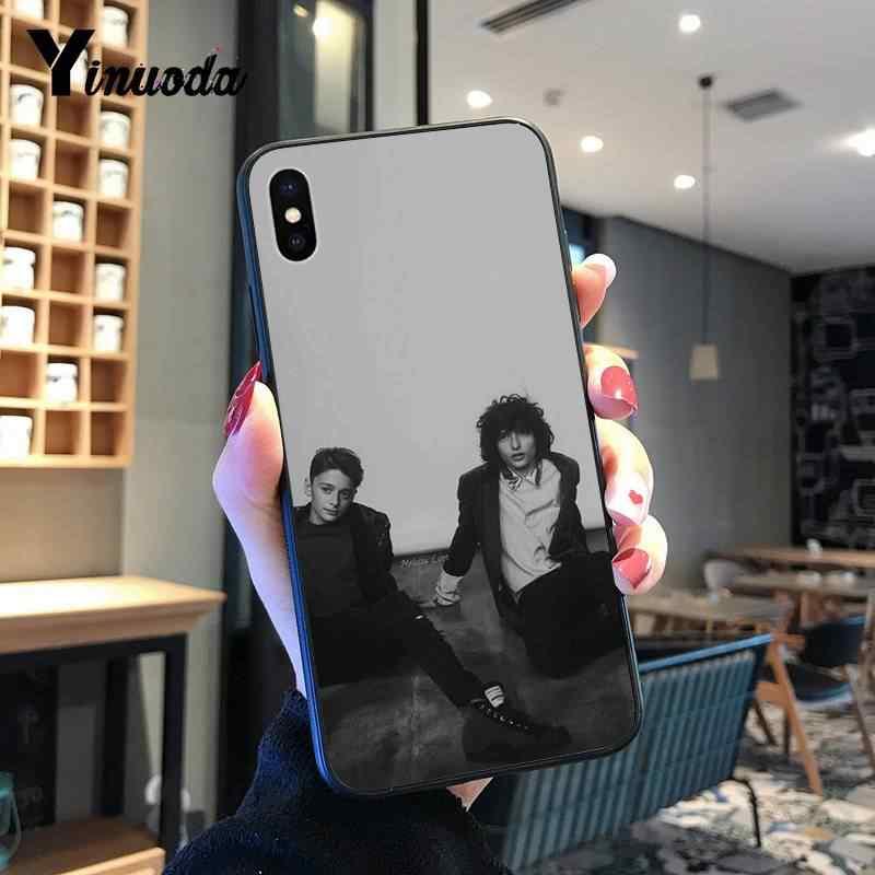 Yinuoda ريتشي و إدي مروحة مخصص صور لينة الهاتف حالة ل فون 8 7 6 6S زائد X XS ماكس 5 5S SE XR كوكه شل