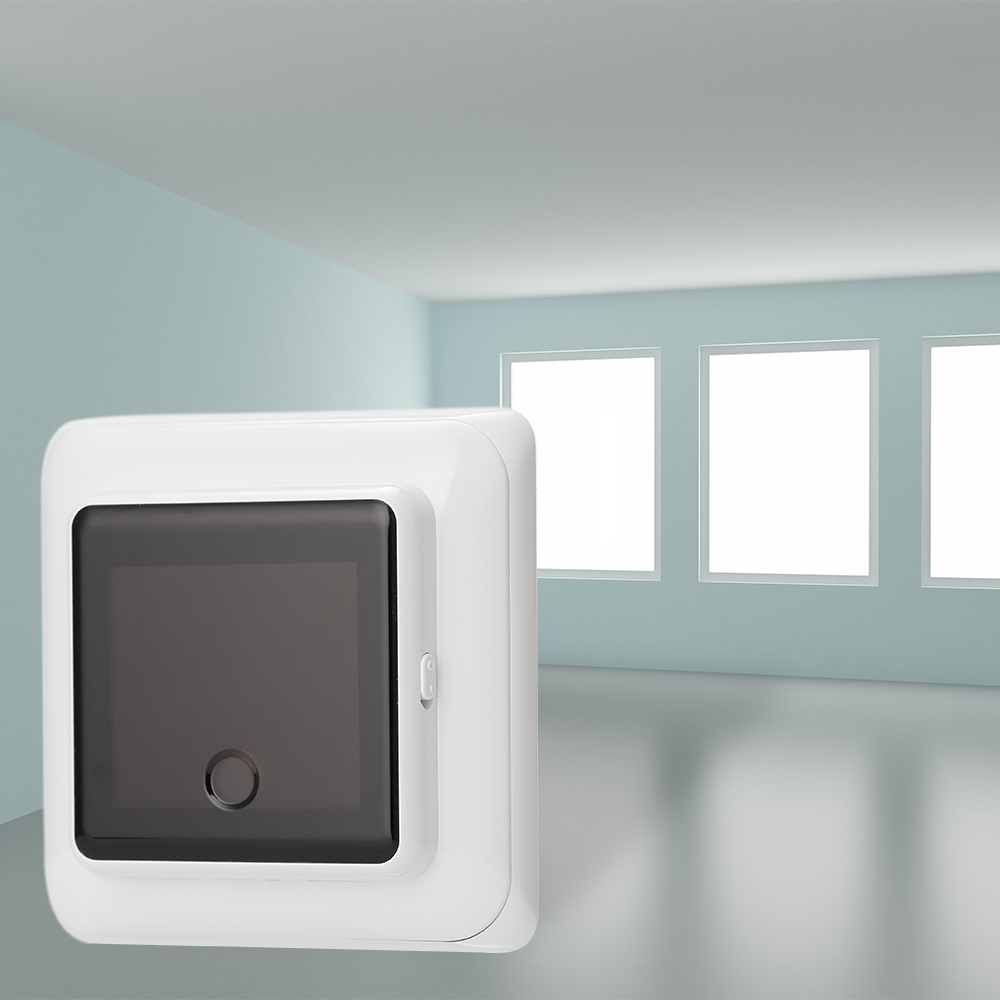Weekly Programmable Thermostat With LCD Screen Household Electric Heating Thermostat Temperature Controller Thermostat