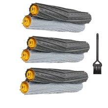 3Set Main Centre Brush for iRobot Roomba 800 900 Series 860 865 866 870 871 880 885 886 890 900 960 966 980 Robot Vacuum Cleaner
