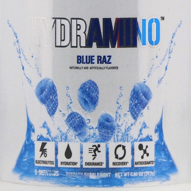 Hydramino Electrolyte + Amino Acid, Nitric Oxide Formula, 0.86 oz (24.5 g)