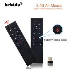MT12 z pilotem 2.4G bezprzewodowa mysz dla Gryo funkcja uczenia IR Mini klawiatura dla TV Box z androidem projektor do komputera