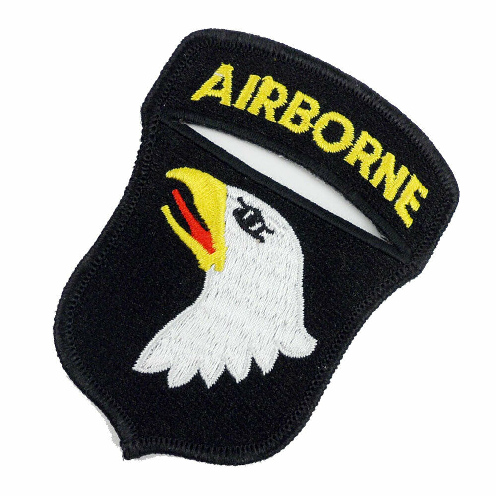 ORIGINAL STYLE WW2 American US Army WWII 101st Airborne Division sleeve patch