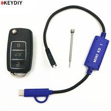 Keydiy mini kd chave gerador de controles remotos armazém em seu telefone suporte android fazer mais de 1000 remotos automáticos similares kd900