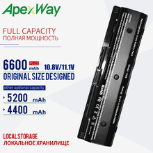ApexWay 6 cells laptop battery PI06 for Hp Envy 15 17 TouchSmart 15 17 Pavilion 15 17 HSTNN-LB40 LB40O LB4N LB4O quying laptop lcd screen model b156xtk01 0 for hp touchsmart 15 ac121dx 15 6 inch 1366x768 40pin with touch