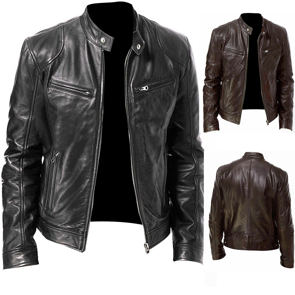 pu-leather-jacket-men-black-brown-winter-autumn-fashion-mens-street-style-stand-collar-motorcycle-bomber-mens-leather-coat