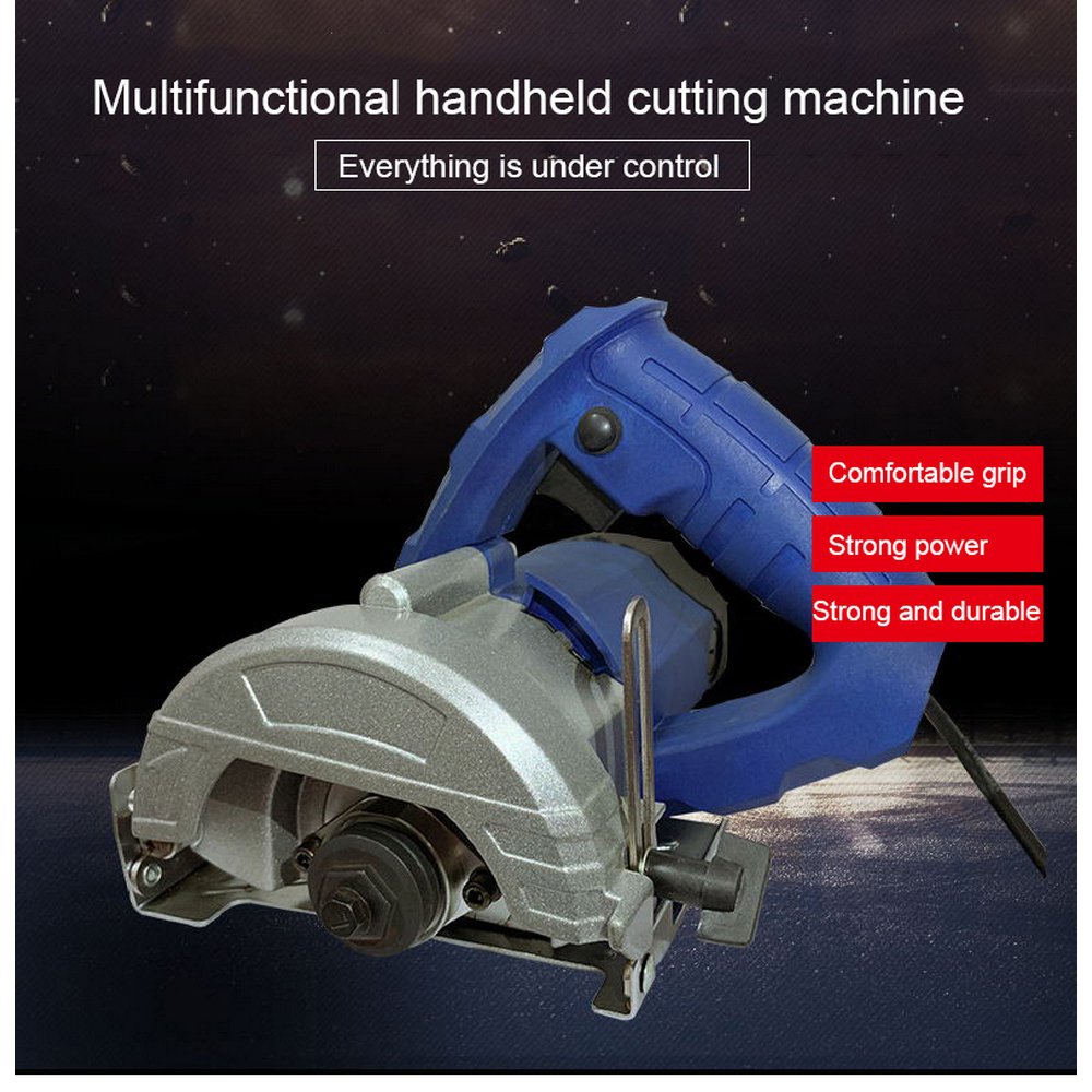 220V Electric Mini Circular Saw with Laser for Cut Wood/PVC Tube/Stone /tile Multifunctional Electric Saw DIY Power Tool
