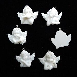 Подвески в виде ангела, Аксессуары для женских ожерелий и серег