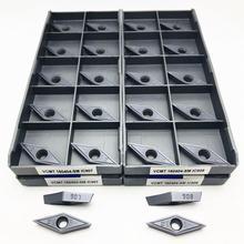 VCMT160404 SM IC907 IC908 Hartmetall Drehen Einfügen Interne Dreh Insert CNC Drehmaschine Teile Werkzeug Schneiden Werkzeug VCMT Drehen Werkzeug