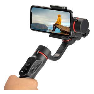 Handheld Gimbal Smartphone Stabilizer Adjustable Universal Live 3-Axis Direction Vlog