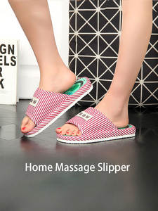 Aoxunlong Women Slippers Health-Care Taichi Magnetotherapy-Shoes Indoor Acupoint No Foot-Massage