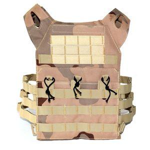 Image 5 - Тактический бронежилет JPC Molle для переноски тарелок, военное снаряжение, армейский охотничий жилет, уличный жилет для пейнтбола, CS Wargame, страйкбола