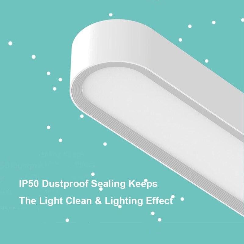 YEELIGHT Smart pendentif LED lumière dîner lampe colorée atmosphère lumière réglable luminosité Ra95 CRI 1800lm soutien App contrôle - 4