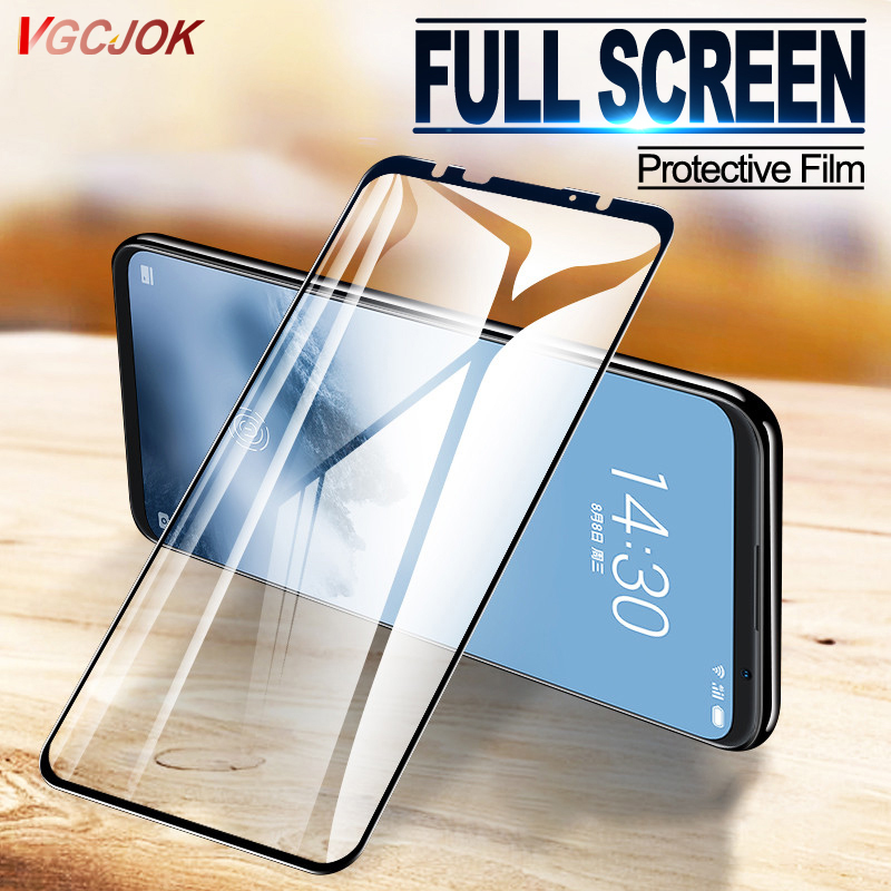 9H Protection Glass On For Meizu 16 16S 16X 16th Plus M6T M6S M6 Note 8 Phone Screen Protector For Meizu M8 X8 Note 9 Glass Film
