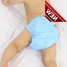 Baby Diaper Pants Washable Reusable Mesh / Cotton Training Cloth Pad