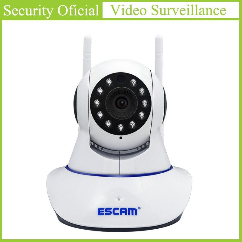 1080P WiFi IP Camera Dual Antenna Pan/Tilt Indoor Home Security Cameras Support ONVIF P2P 128GB TF Card Video Monitor Box Camera