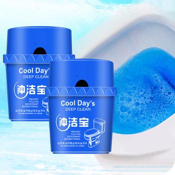 1 PC środek czyszczący do wc magiczna automatyczna kostka do toalety pomocnik niebieska bańka do czyszczenia dezodoryzuje łazienkę 2-3 miesiące użytkowania tanie i dobre opinie Żel pumping toilet See description 2-3months