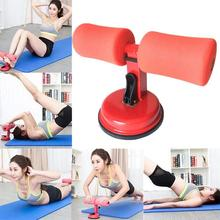Workout Adjustable Sit Ups Assistant Device Home Gym Abdomen Workout Fitness Equipment