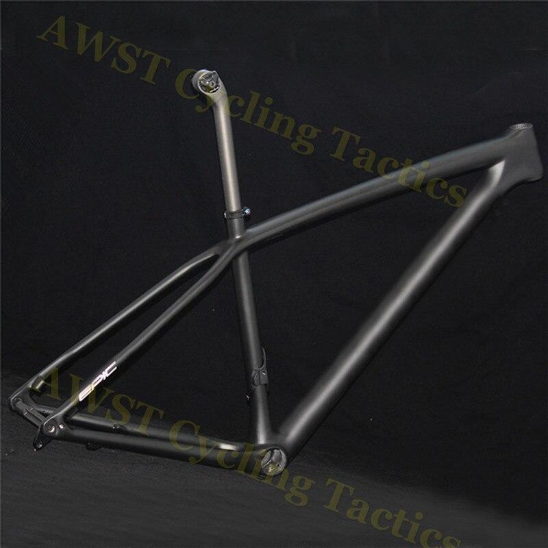 Light Carbon 29er Carbon Frame Mountain Bicycle Frame PF30 Pressfit Bottom Bracket 27.5er Mtb Carbon Bicycle Frame|Bicycle Frame| |  - title=