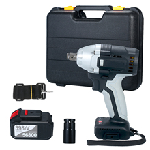 Impact-Wrench Driver Torque Cordless Electric with 1/2in-Chuck 980