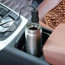 Car Immersion Heater 120W Car Water Heater 12V Portable Safe Lighter Socket Electric Water Tea Coffee Heater Boiler 1pcs portable 12v 24v general auto car water heater durable car immersion water heater car accessories