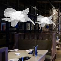 Modern Italian Designer LED Pendant Lights Lighting Mesh Crystal Living Room Pendant Lamp Bedroom Restaurant Decor Hanging Lamp