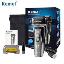 Kemei  mens electric shavers  shaving machine  facial hair s