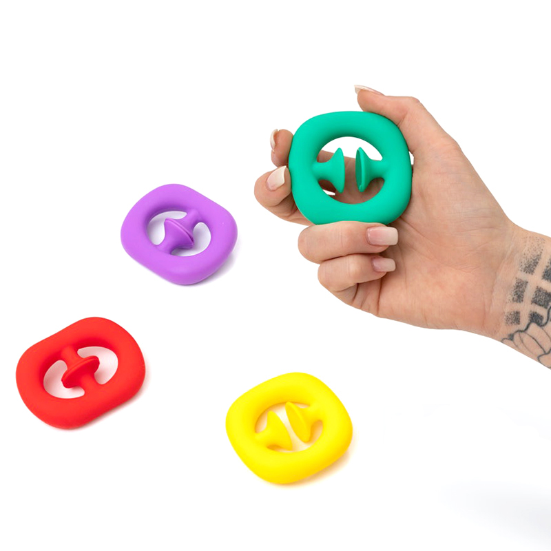 Fidget-Toys Bubble Box Poppit Anti-Stress Squishy It-Hot-Push Relief-Toy Gift Soft