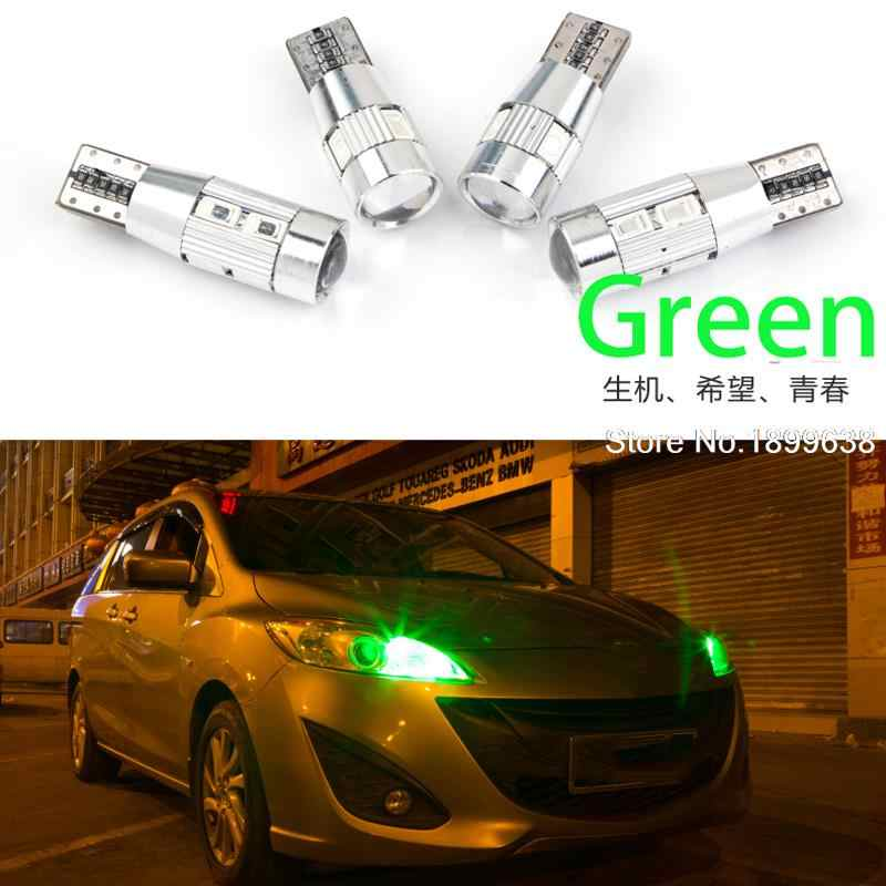 1 PC Aman Tidak Ada Kesalahan T10 Light 194 W5W LED CANBUS untuk Opel Zafira B Vauxhall Zafira Corsa C cambo D Vauxhall Corsa 3 Van