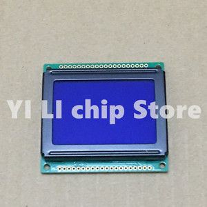 NEW 12864 128x64 Dots Graphic LCD Module Display GLCD KS0108 Controller