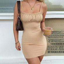 Legant Rood Zwart Lace Up Bodycon Mini Jurk Voor Vrouwen 2020 Zomer Mode Dames Strand Casual Vakantie Harajuku Jurk(China)