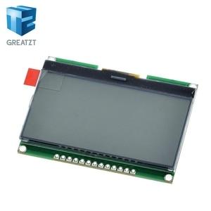 Image 3 - Great zt Lcd12864 12864 06D, 12864, وحدة LCD, COG, مع الخط الصيني, شاشة مصفوفة نقطة, واجهة SPI