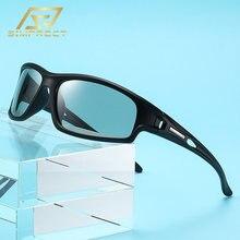 Simprect брендовые 2020 Фотохромный поляризационные очки солнцезащитные
